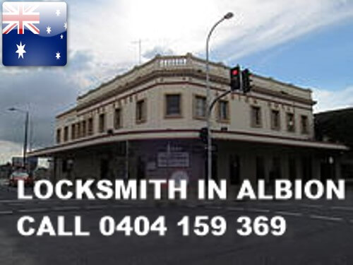 locksmith albion 24 hour emergency