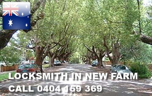 locksmith new farm brisbane
