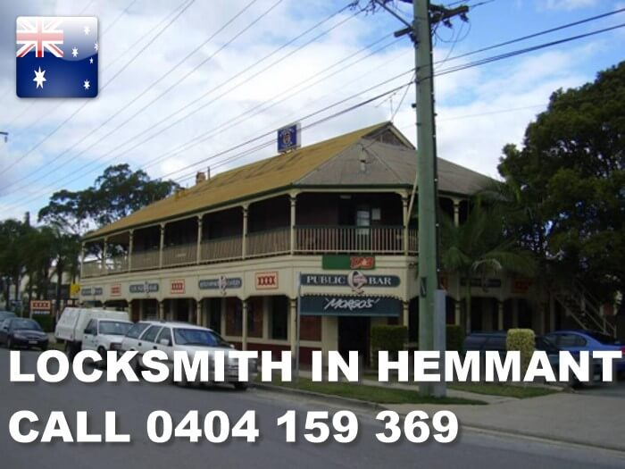 locksmith hemmant brisbane